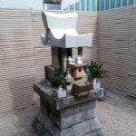 宇都宮市内某ホテルお宮屋根交換工事を行いました。